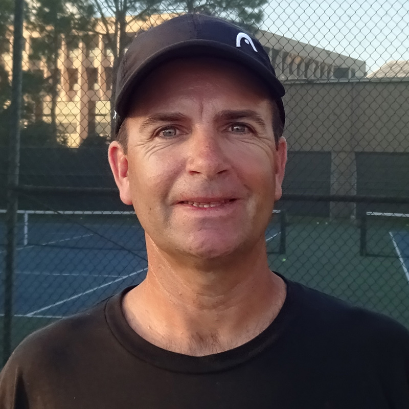 John Boytim - Adult Men's Tennis Director