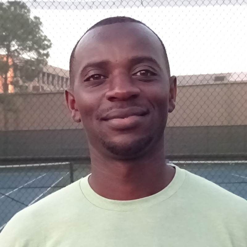 Oliver Washington - Tennis Academy Coach