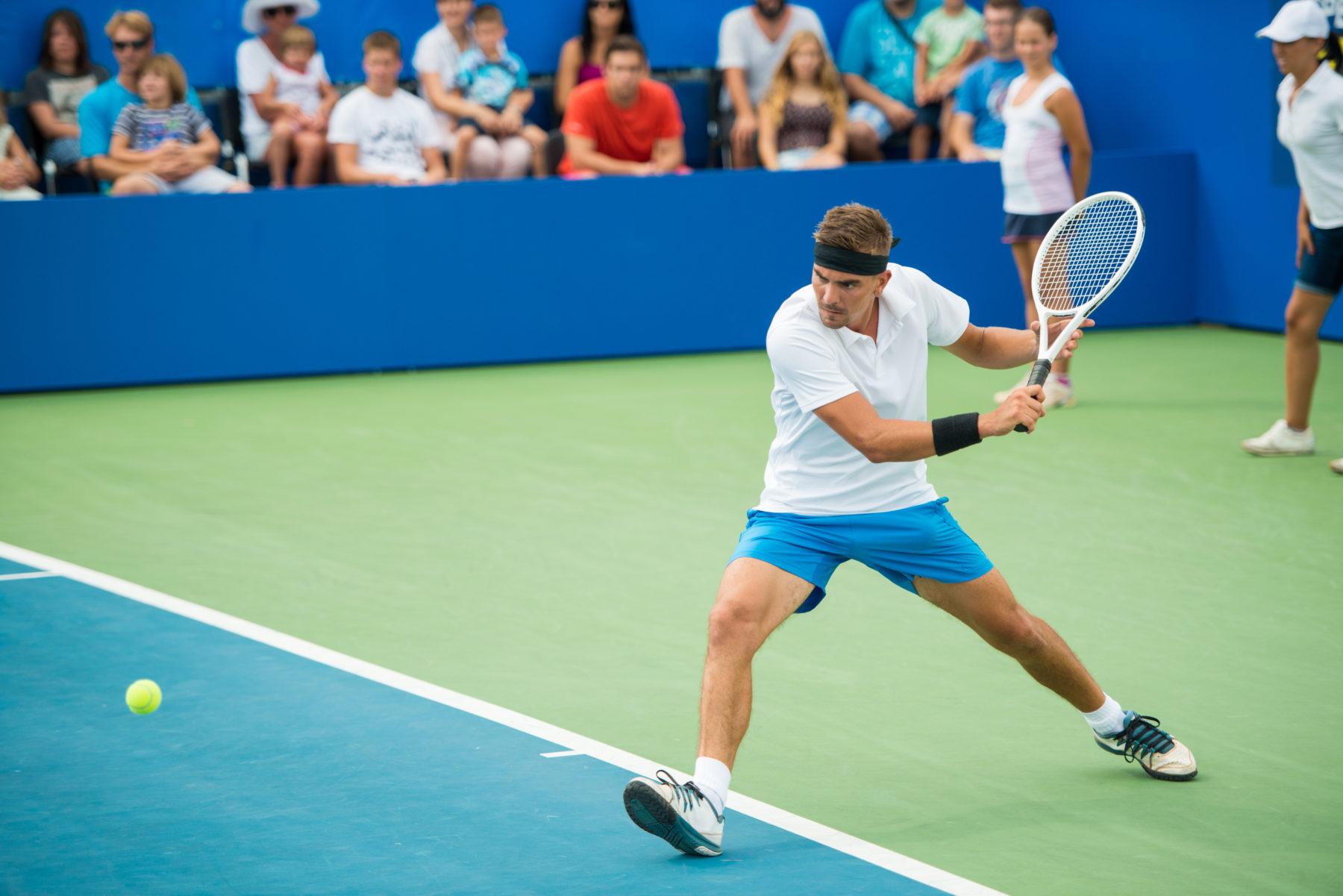 High Performance Tennis Training Program