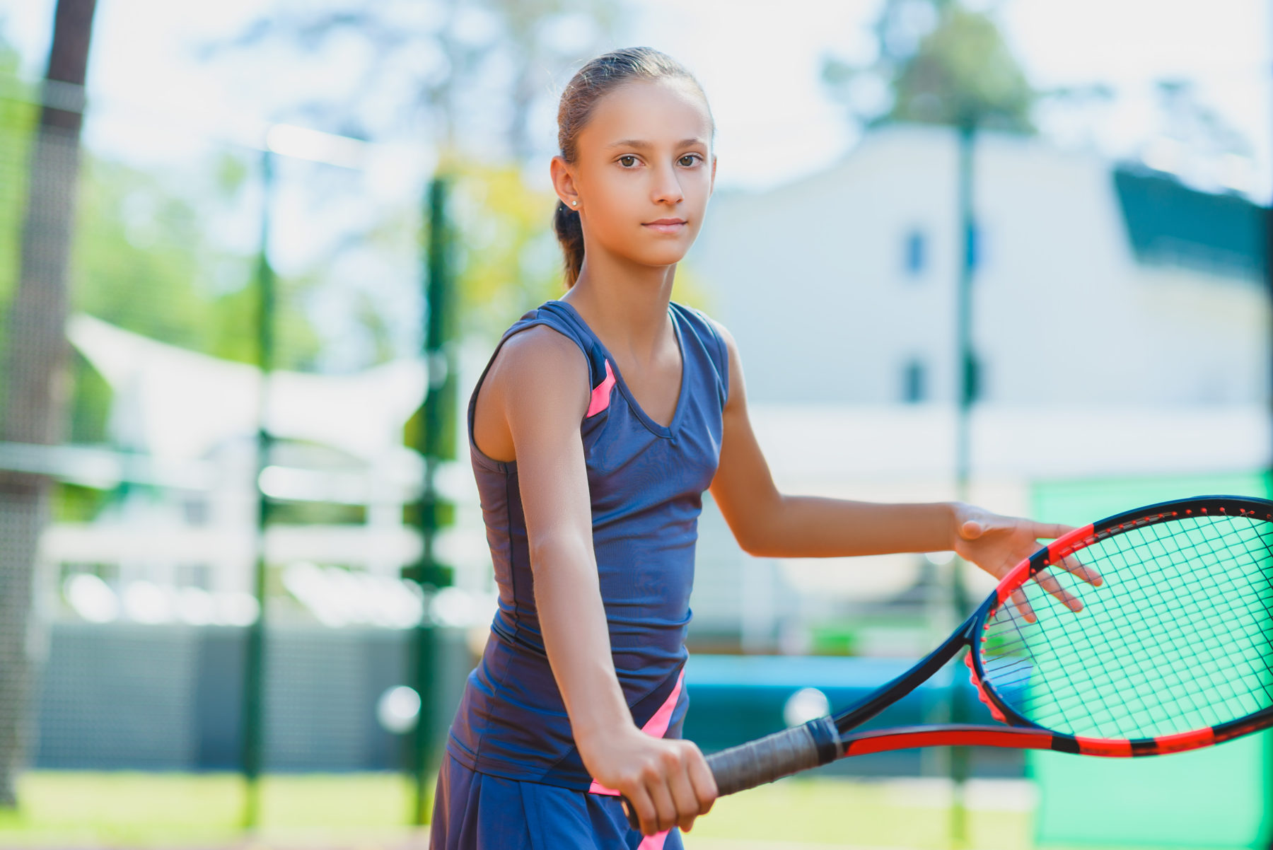 Houston Tennis Tournament Training and Lessons