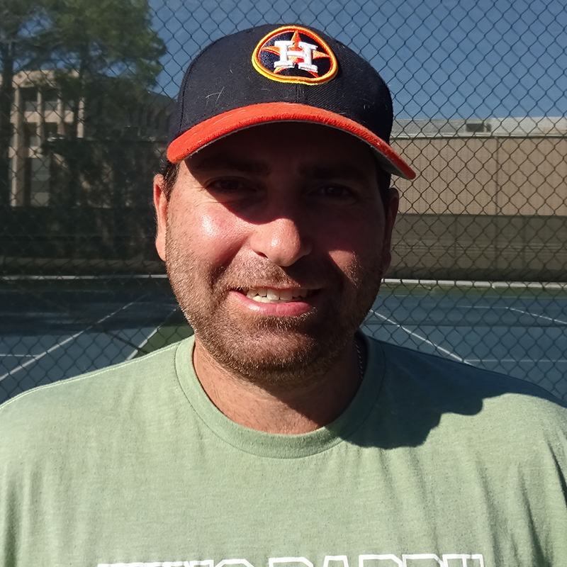 Selim Samman - Tennis Camp Director