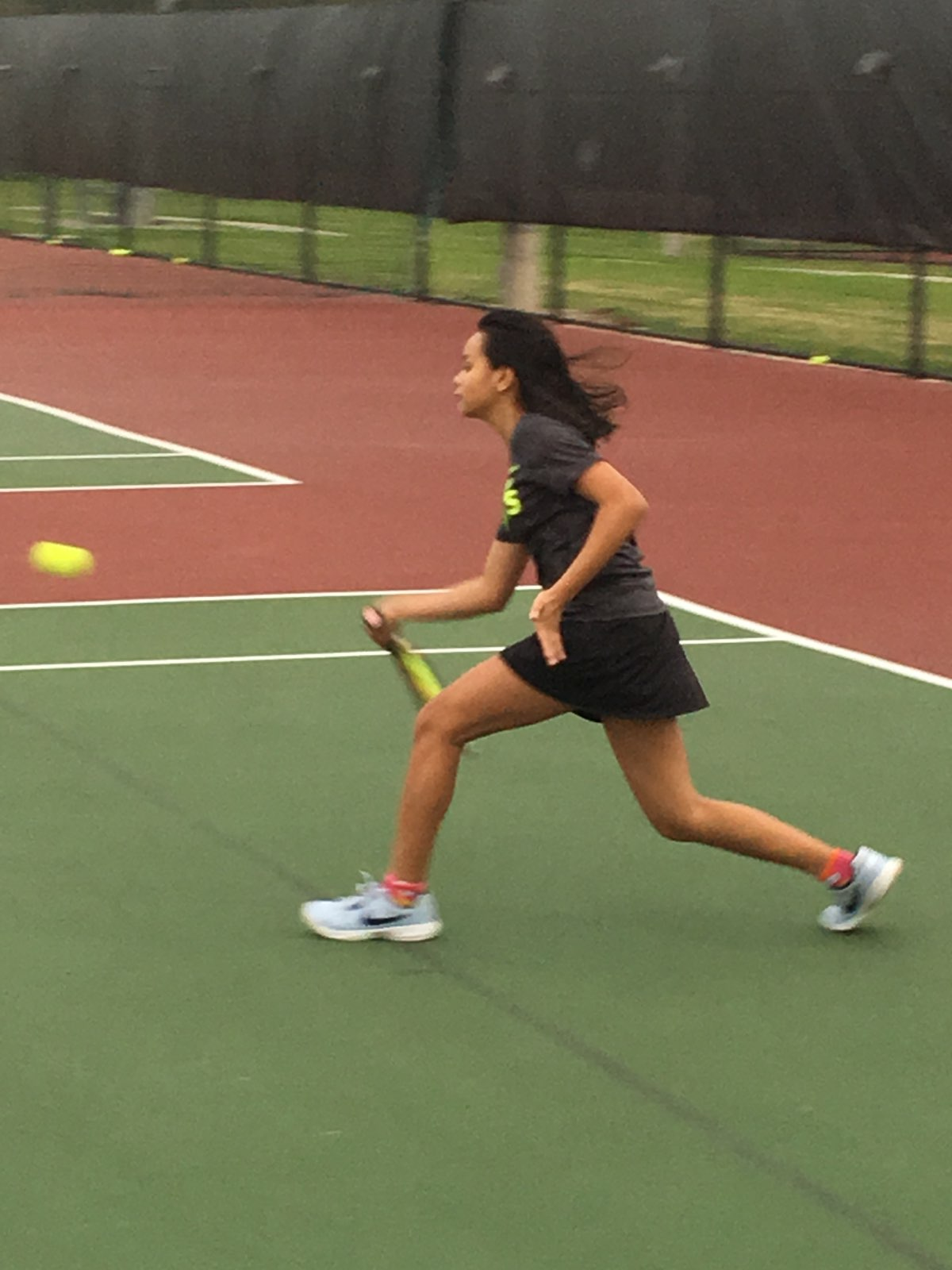 High Performance Tennis Training Program