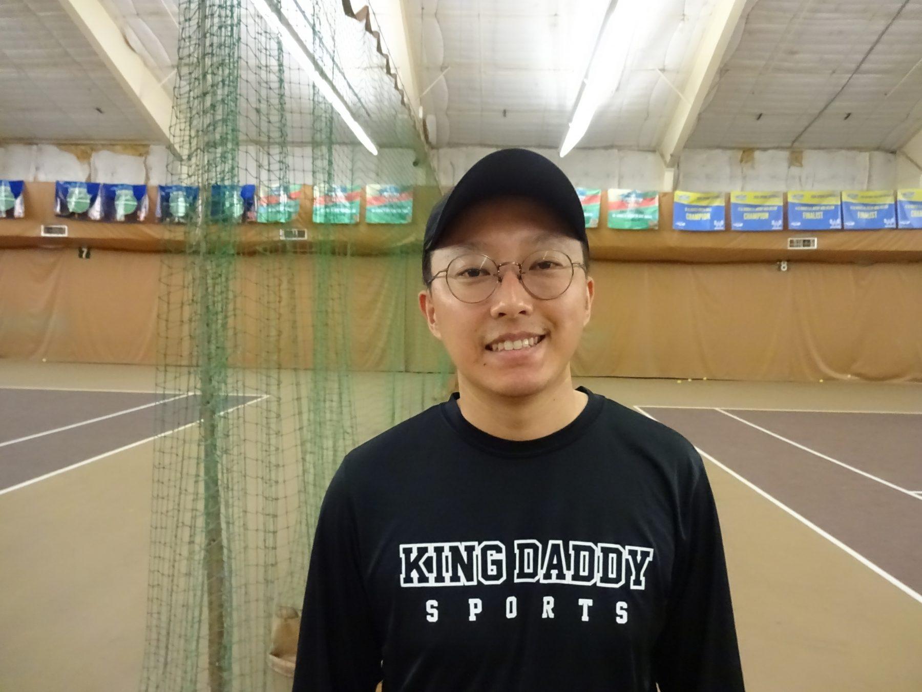Robert Voss - Tennis Coach