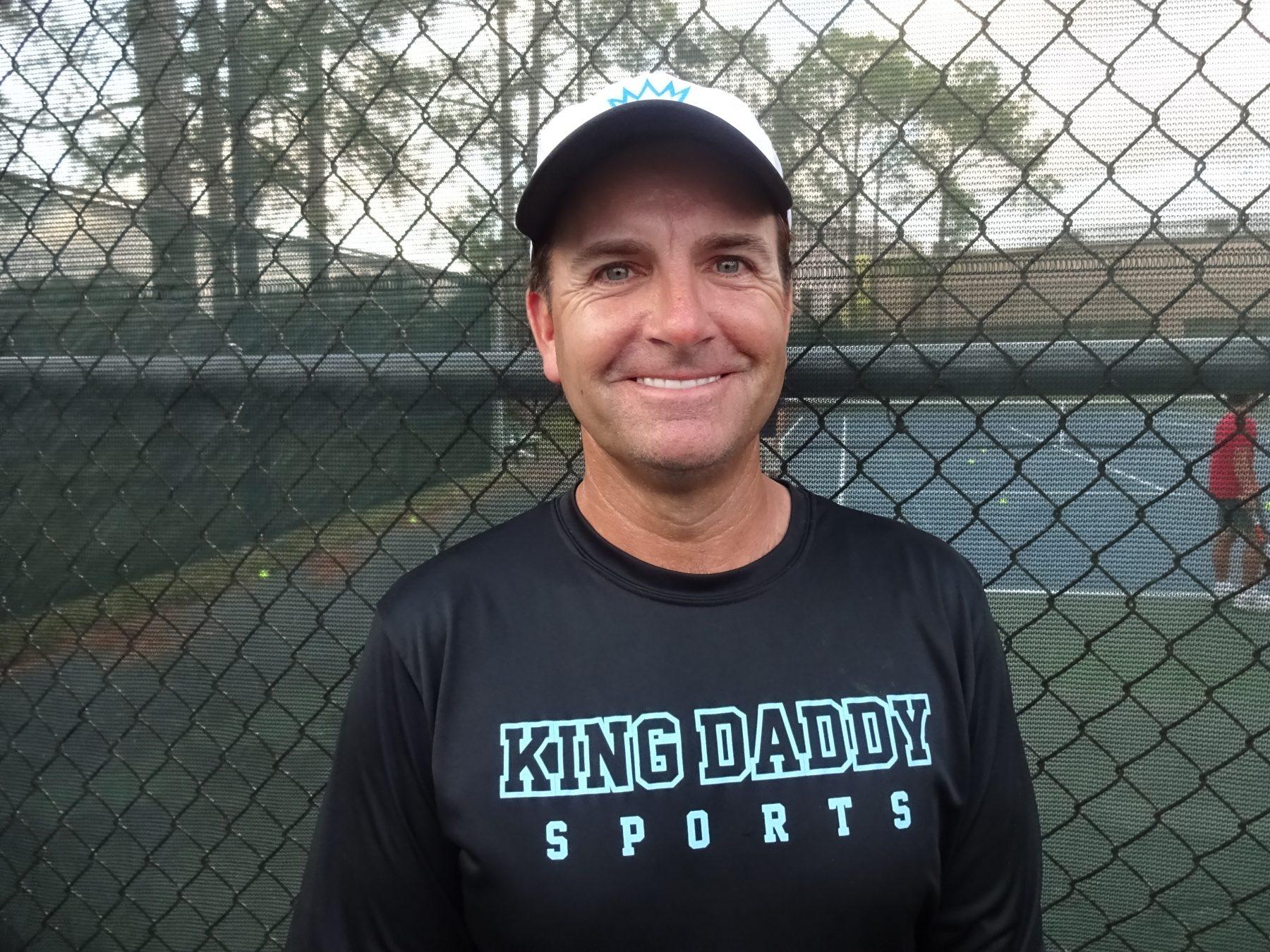John Boytim - Adult Men's Tennis Director